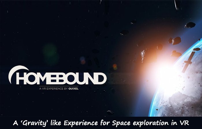 Homebound is an Incredible yet Terrifying VR Space Experience