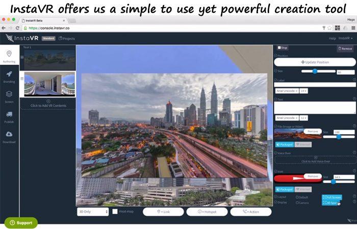 InstaVR Haul in $2 Million for an Effortless VR App Publishing Dais