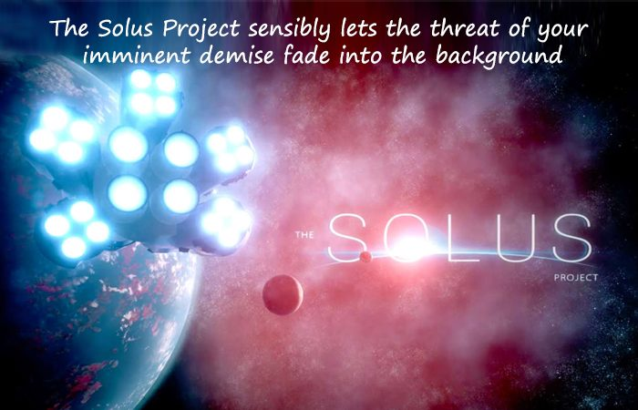 """Virtual Reality Review Of """"The Solus Project"""""""