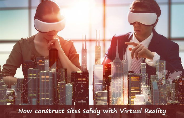 Make Construction Sites Safer With Interactive VR Training Courses