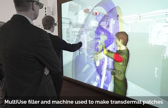 Optima Astounds By Flaunting Equipment In Virtual Reality
