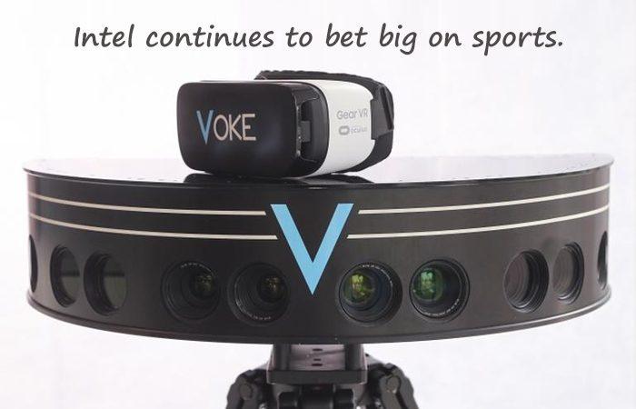 Intel Got Hold of VR by Purchasing VOKE