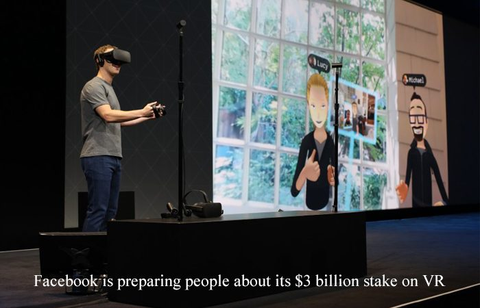 Facebook Is Preparing People Mentally On Virtual Reality