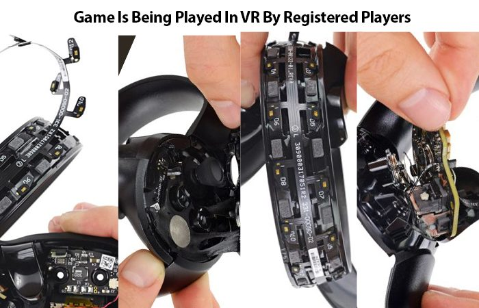 Want To Know, What Is Inside Of Oculus Touch?