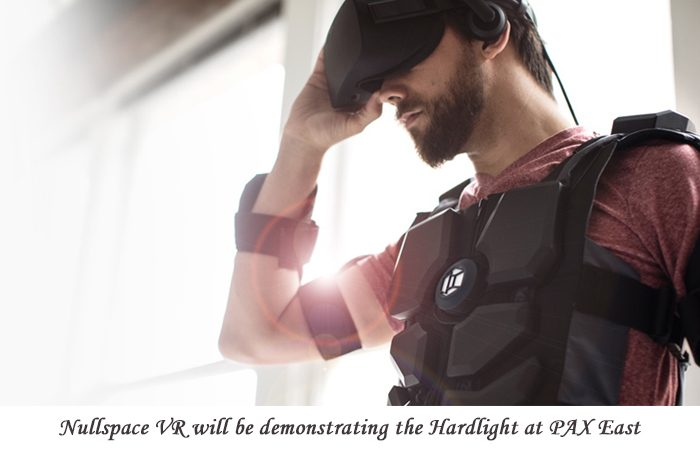 Hardlight VR Haptic Suit Launched Its Kickstarter Campaign
