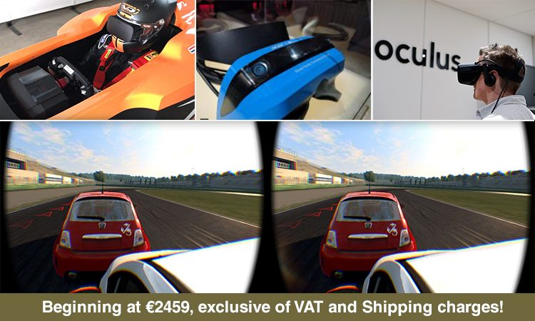Helmetvr Is Here To Give You An Experience Of Real Race With Oculus Rift!