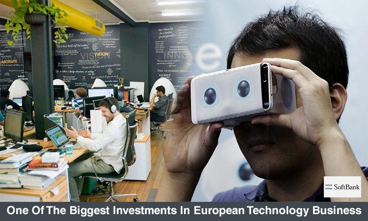 London-Based Virtual Reality Firm Has Raised $500m or £388m