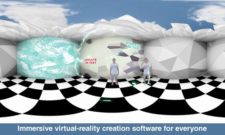 Now Convert 360-Degree Images From 2-D Into 3-D To Create VR Content