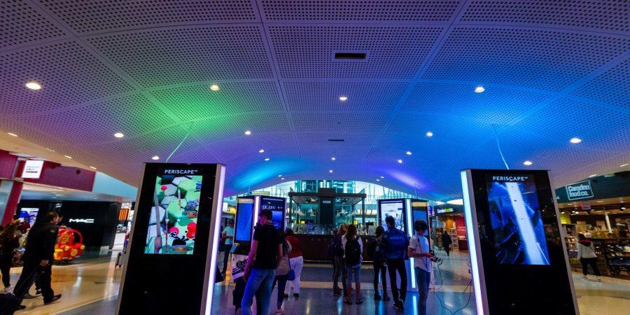 Escape Boredom at Airports with PeriscapeVR's Immersive Experiences