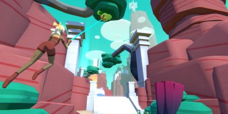 Windlands 2 for Playstation VR and HTC