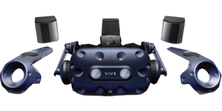 HTC Vive Pro Starter Kit Now Available to Pre-Order in the UK