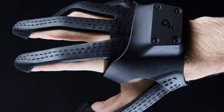 Apple Patents VR Gloves